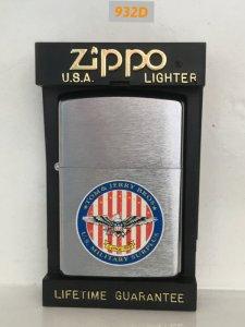 932D-brush chrome 1993 MILITARY SURPLUS