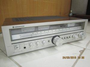 AMPLI RECEIVER KENWOOD KR-5010