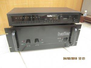 PRE-POWER  HAFLE, PRE IRIS - POWER P500