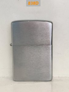 838D-brush chrome 1983 -PLAIN