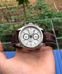 đồng hồ Hamilton automatic Chronograph h326160 swiss made