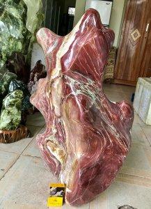 Cây đá thổ cẩm, cao 75cm, giá 3tr500k