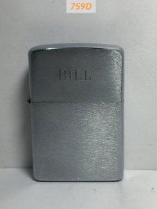759D-chữ xéo 1975- BILL