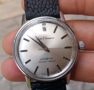 Đồng hồ Seiko Champ