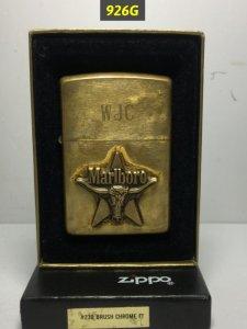 926G-Solid brass 1992 MARLBORO ĐẦU BÒ