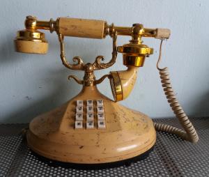 Điện thoại cổ xưa của mỹ