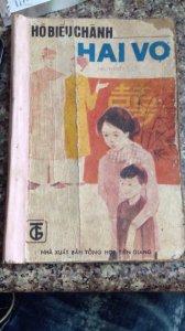 Truyện tiểu thuyết xb thập niên 80