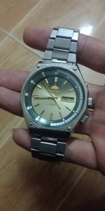 Orient AAA Crystal 21 jewels