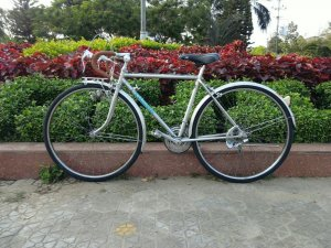 Xe đạp Bright - Hàng bãi Nhật