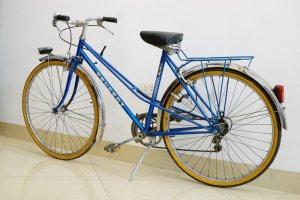 Xe đạp Peugeot đời 1977 màu xanh dương (LH: Ms.Hằng 0979 837 869)