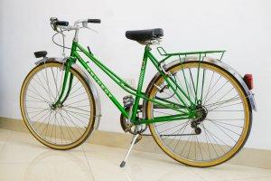 Xe đạp Peugeot màu xanh lá cây đời 1977 (LH: Ms.Hằng 0979 837 869)