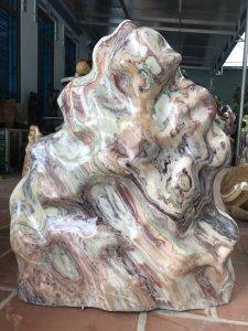 MS 9091.Cây đá ngũ sắc,cao 89cm,giá 7tr