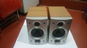 Đôi vỏ thùng loa toàn dải KENWOOD (Lắp củ 10,5 cm)