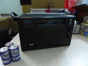 HCM - Q10 - Bán Radio JVC Model 8210. Japan
