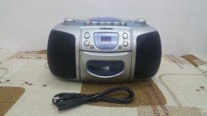 Đài CD Radio Cassette SONY Nội địa Nhật