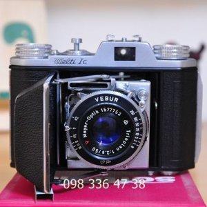 Bán máy ảnh Welti 1c của Welta - Đức