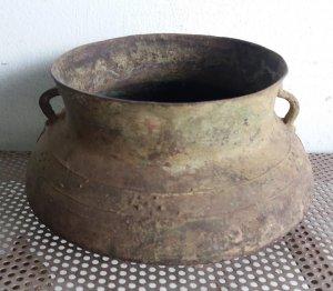 Nồi đồng cổ xưa quý hiếm thổi cơm rất ngon