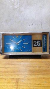 Giao lưu đồng hồ để bàn TQ xưa 3 chức năng