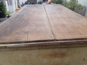 Sập gỗ bằng lăng