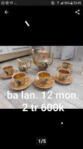 Bộ trà Đức 12 món, 2.6 tr