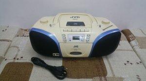 Đài CD Radio Cassette JVC...