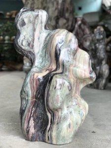 MS 9105.Cây đá ngũ sắc có dáng...
