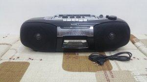 Đài Radio Cassette SONY xưa...