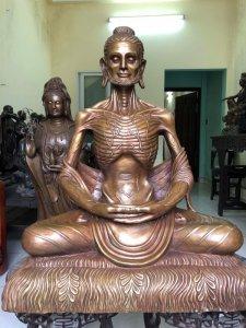 Phật Tổ Tu Khổ Hạnh