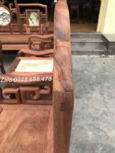 ghế móc gỗ lim ta cũ 8 món