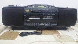 Đài CD Radio Cassette VICTOR...