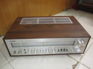 AMPLI RECEIVER YAMHAHA CR 800