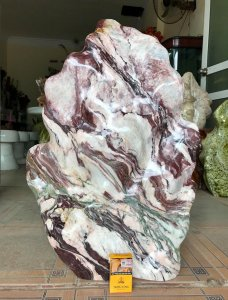 Cây đá vân thổ cẩm, nặng 72kg