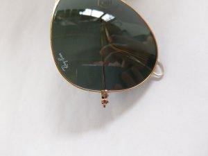 Giới thiệu kính Rayban Aviator B&L. USA mạ vàng.