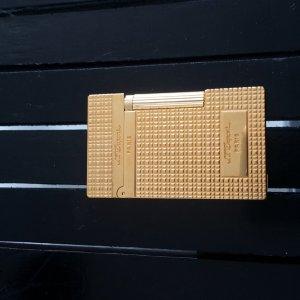Dupont mạ vàng có hiệu trước thân