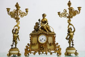 Bộ đồng hồ để bàn 49 (LH: Ms.Hằng 0979 837 869)