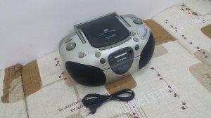 Đài CD Radio Cassette CASIO CD-FX9
