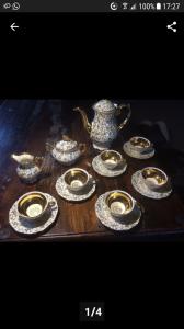 bộ trà của Đức