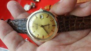 Đồng hồ Longines Armiral vỏ bọc vàng xưa chính hãng thụy sỹ