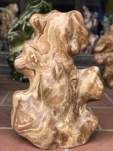 Ms 9154.Cây đá Can xít vàng cao 60cm