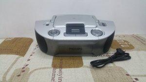 Đài CD Radio Philips AZ-1123 (Đài đẹp xuất sắc)