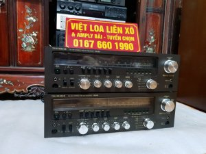 Bán Amply Receiver Telefunken TR - 550 ( Hoa Hậu )