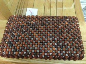 Gối hạt gỗ hương thoáng mát cho ngày hè oi bức