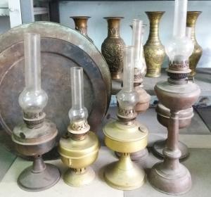 Các loại đèn dầu cổ xưa mang phong cách châu âu quý hiếm độc lạ