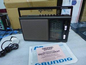 HCM - Q10 - Bán Radio Grundig - Concert boy 225A.
