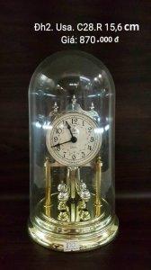 Đồng hồ xưa, chạy pin
