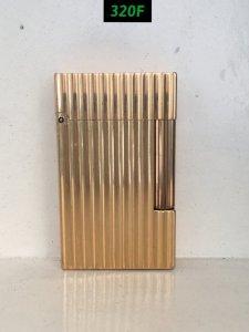 320F-Dupont line 2 form cao chính hãng Pháp Mạ vàng  vân sọc nổi 3D