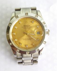 Đồng hồ ROLEX mạ vàng 18k quý...
