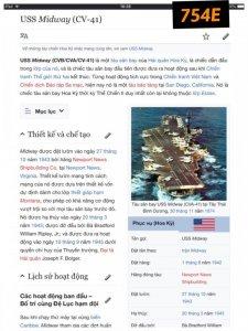754E_chữ xéo 1975 USS MIDWAY...