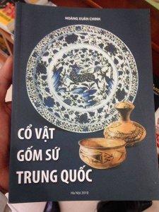 Sách cổ vật gốm sứ TQ...