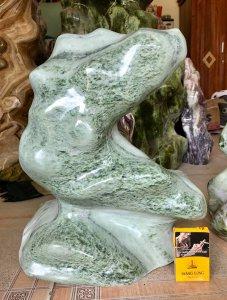 Cây đá xanh ngọc, cao 43cm, giá...